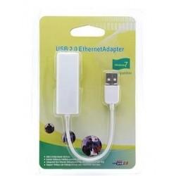 Adaptador USB a LAN para portátiles nuevos sin puerto LAN