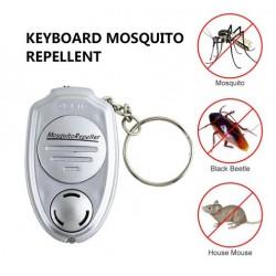 repelente ultrasónico electrónico para plagas de mosquitos y ratón