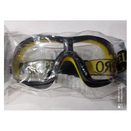Gafas de seguridad cerradas