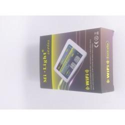 Control de intensidad de luz led por WIFI y celular