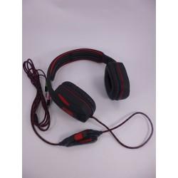 Diadema Gamer Estéreo Con Micrófono