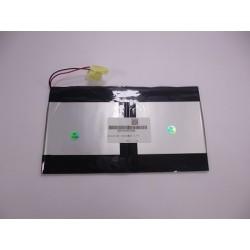 Bateria De Polimero De Litio 3.7v 12.500 Mah Con Proteccion