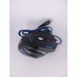 Mouse Gamer 6 Botones Cambia Velocidad Con Un Clic