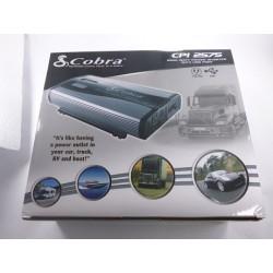Inversor Cobra 2500w Y 5000w Pico 12v/110v +kit Cables Cobra